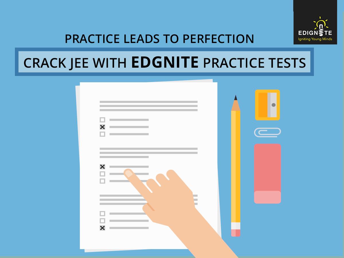 IIT JEE Practice Tests