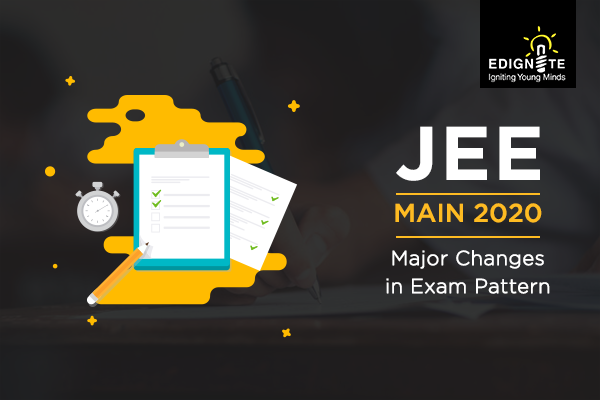 JEE Mains Exams Patterns are changes